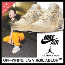 限定コラボ 激レア!OFF-WHITE x NIKE WMNS AIR JORDAN 4
