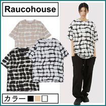 【Raucohouse】Matt tie-dye T-shirt★男女兼用