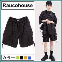 【Raucohouse】Wind Anorak Set-up Half Pants★男女兼用