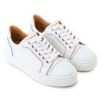 【関税負担】 CHRISTIAN LOUBOUTIN  LOW-TOP SNEAKERS