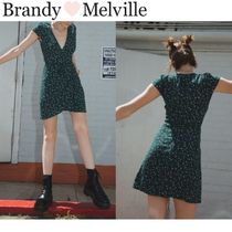 [Brandy Melville]☆ROBBIE DRESS☆ワンピース☆