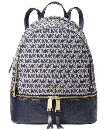 Michael Kors リア バックパック Rhea zip Backpack