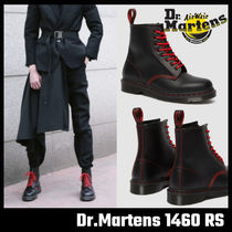 【Dr.Martens】1460 RS BLACK SMOOTH レッド ステッチ
