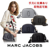 MARC JACOBS【Shutter Leather Crossbody Bag】クロスボディ
