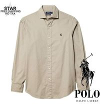 【関税込】★Polo Ralph Lauren★Garment Dyed Chinoシャツ★
