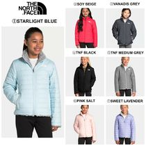 【The North Face】GIRLS' REVERSIBLE MOSSBUD SWIRL JACKET