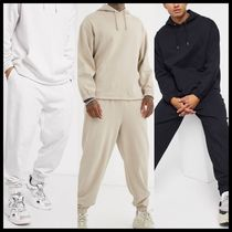 ASOS organic oversized tracksuit with hoodie&relaxed joggers