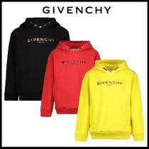 6-10A★GIVENCHY★ ロゴパーカー【関税送料込】