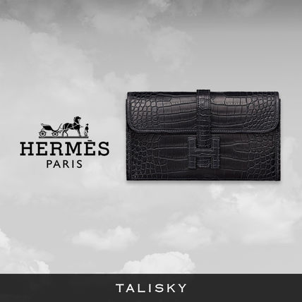 【2020SS】HERMES(エルメス) Jige Duo touch wallet  ウォレット