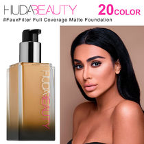 【HUDA BEAUTY】#FauxFilter Full Coverage Matte Foundation☆
