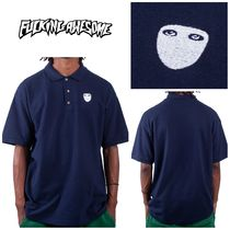 【Fucking Awesome】☆ポロシャツ☆Eyes Without A Face Polo