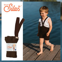☆SILLY Silas☆ショーティータイツ・Chocolate Brown☆彡