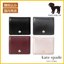 【Kate Spade】nadine small bifold wallet 折財布◆国内発送◆