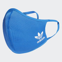 【adidas】フェースマスク 3枚セット FACE COVERS M/L 3-PACK