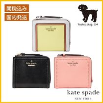【Kate Spade】patterson drive colorblock wallet◆国内発送◆