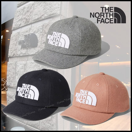 THE NORTH FACE(ザノースフェイス) 帽子 国内発 THE NORTH FACE★TNF LOGO Flannel Cap 大きなロゴが◎