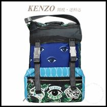 【KENZO】Multicolor Eyes Backpack 関税/送料込