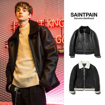 SAINTPAIN正規品★SP TIDY SHEARLING JKT★UNISEX