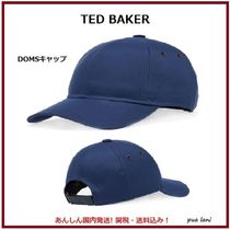 【TED BAKER】DOMS ライトブルー キャップ