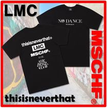 thisisneverthat X LMC X MSCHF★for THE HENZ CLUB NO DANCE T