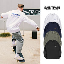 SAINTPAIN正規品★20SS★SP VRTN LOGO LONG SLV TEE ロンT