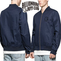 BILLIONAIRE BOYS CLUB☆MEMBERS JACKET 胸のキャラクターに注目