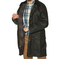 Barbour(バブアー) コートその他 Barbour Classic Northumbria Men's Wax Jacket MWX0009OL