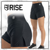 ◆RISE 20SS 最新◆ハイウエスト FREE TO BE SHORTS◆BLACK
