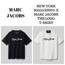 【マークジェイコブス 】NEW YORK MAGAZINE LOGO T-SHIRT