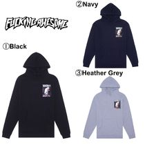 【Fucking Awesome】☆新作☆フーディー☆Happy Place Hoodie