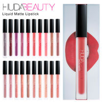 【HUDA BEAUTY】Liquid Matte Lipstick リキッドマットリップ☆