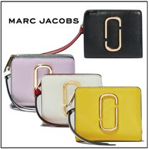 【MARC JACOBS】☆SNAPSHOT  DTMコンパクト財布☆