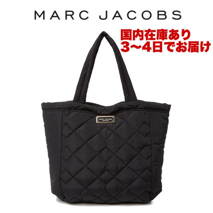 【MARC JACOBS】キルティング♪ナイロン トートバッグ