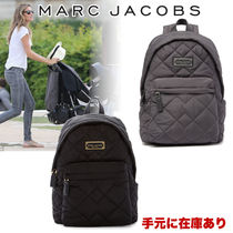 【MARC JACOBS】キルティング ナイロン バックバック