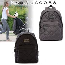 MARC JACOBS(マークジェイコブス) マザーズバッグ 【MARC JACOBS】キルティング ナイロン バックバック