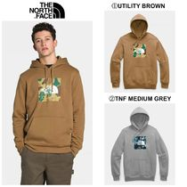 【The North Face】☆新作☆ MEN'S BOXED IN PULLOVER HOODIE