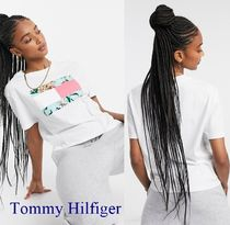 ★Tommy Hilfiger★Tommy Jeans ハワイ フラッグTシャツ 送料込