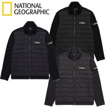 ★NATIONAL GEOGRAPHIC★Montana Knit & Goose Down Zip-up 2色