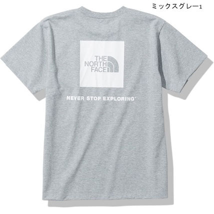 THE NORTH FACE Tシャツ・カットソー THE NORTH FACE定番♪ショートスリーブスクエアーロゴティー(6)