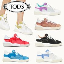 TOD'S☆SNEAKERS IN HIGH TECH FABRIC☆スニーカー☆送料込