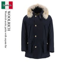 WOOLRICH(ウールリッチ) ブルゾン Woolrich arctic parka with coyote fur