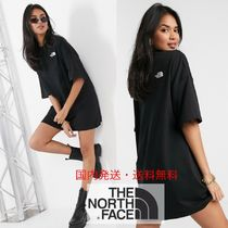 The North Face【送料無料】★Tシャツワンピース★ロゴ
