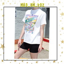 brandy melville Tシャツ MARINA CHILL SINCE 1993 HAWAII TOP