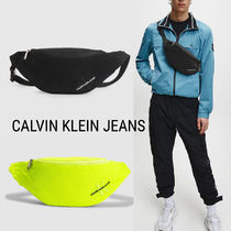UK発★CALVIN KLEIN JEANS 20年AW 'クロスボディバッグ'