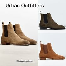 Urban Outfitters(アーバンアウトフィッターズ) ブーツ 関税送込★Urban Outfitters スエードサイドゴアブーツ/3色展開