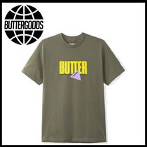 新作アイテム Butter Goods Butter Goods Gear Tee army