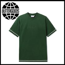 新作アイテム Butter Goods Chain Stitch Tee foliage
