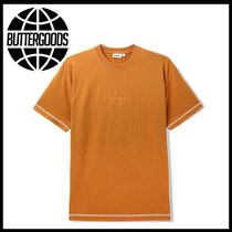 新作アイテム Butter Goods Chain Stitch Tee oak