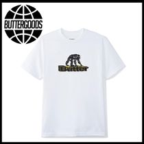 新作アイテム Butter Goods Primate Tee white