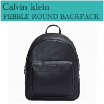 SALE!Calvin Klein★ 通勤通学にも◎ ロゴ バックパック